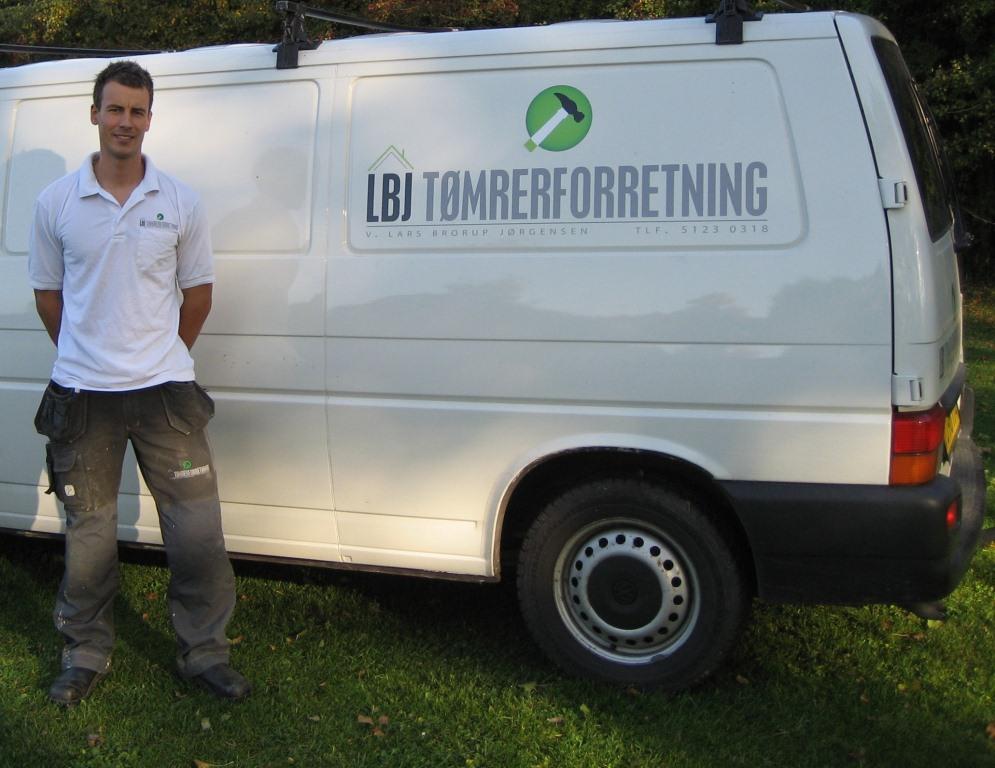 Tømrer skælskør - LBJ Tømrerforretning